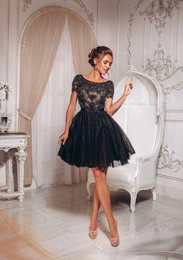 Платья Короткое платье SHERRI HILL SH057 напрокат | Аренда и прокат – Москва
