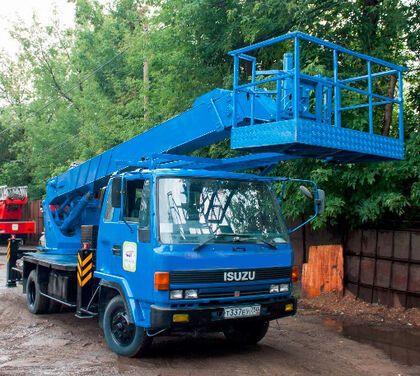 Автовышки Автовышка 22 метра напрокат | Аренда и прокат – Москва