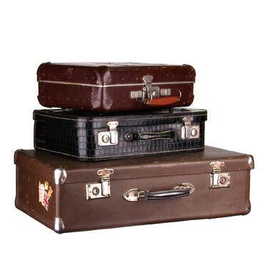 Ящики и чемоданы Набор из 3 чемоданов «Бару» напрокат | Аренда и прокат – Москва