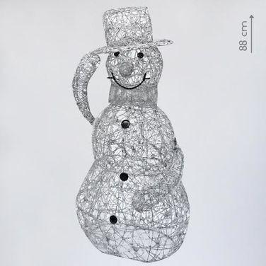 Скульптуры Снеговик напрокат | Аренда и прокат – Москва