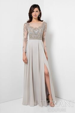 Платья Вечернее платье TERANI TI016 напрокат | Аренда и прокат – Москва