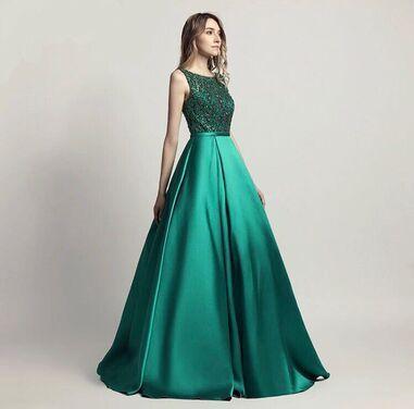 Платья Изумрудное вечернее платье Gloria напрокат | Аренда и прокат – Москва