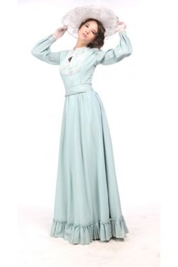 Исторические костюмы Платье историческое начала 20-х год напрокат | Аренда и прокат – Москва