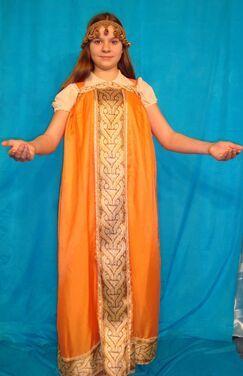 Ролевые костюмы Дворовая девка напрокат | Аренда и прокат – Санкт-Петербург