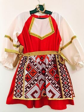Национальные Русский народный костюм напрокат | Аренда и прокат – Санкт-Петербург