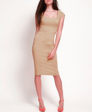 Платья Asos, Biege Pencil dress   напрокат | Аренда и прокат – Москва
