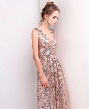 Платья Вечернее платье с пайетками напрокат | Аренда и прокат – Санкт-Петербург
