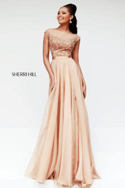 Платья Вечернее платье SHERRI HILL SH019 напрокат | Аренда и прокат – Москва