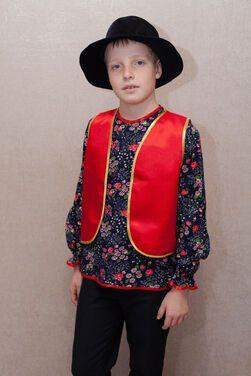 Национальные Цыганский костюм на мальчика  напрокат | Аренда и прокат – Санкт-Петербург