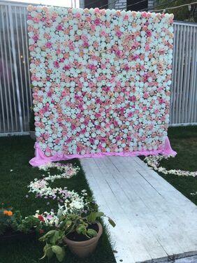 Фотозоны и задники Цветочная стена напрокат | Аренда и прокат – Нижний Новгород