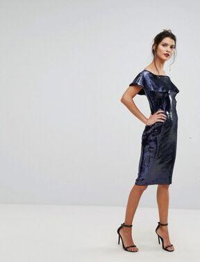 Платья Платье бандо TFN напрокат   Аренда и прокат – Санкт-Петербург