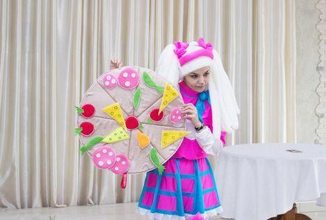Детские праздники Пицца напрокат   Аренда и прокат – Санкт-Петербург