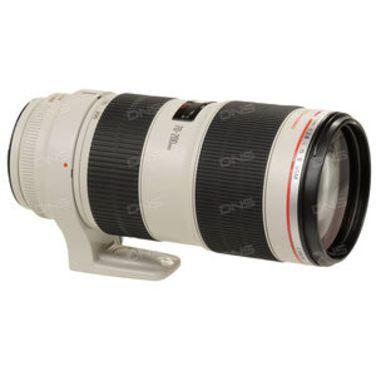 Фотообъективы CANON EF 70-200 F2.8 L IS II USM напрокат | Аренда и прокат – Москва