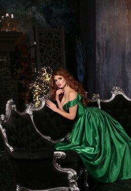 Платья Изумруд напрокат | Аренда и прокат – Санкт-Петербург