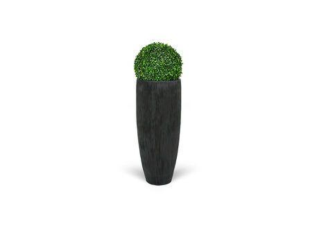 Вазы CALLIGARIS Floor Vase Black напрокат | Аренда и прокат – Москва