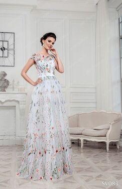 "Платья ""Флори"" Вечерне-свадебное платье напрокат | Аренда и прокат – Москва"