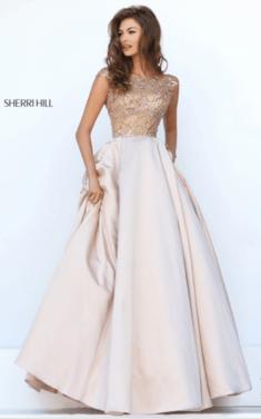 Платья Платье Sherri Hill 123 напрокат | Аренда и прокат – Москва