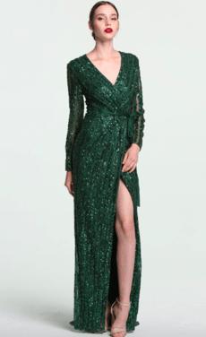 Платья Платье Изумруд 085 напрокат | Аренда и прокат – Москва