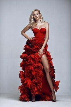 Платья Платье Красный Валентин напрокат | Аренда и прокат – Нижний Новгород