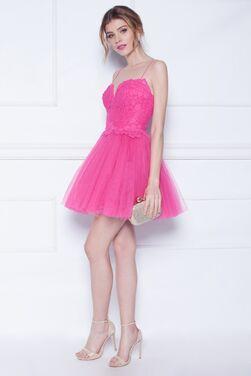 Платья Платье коктейльное розовое NISSA напрокат | Аренда и прокат – Москва