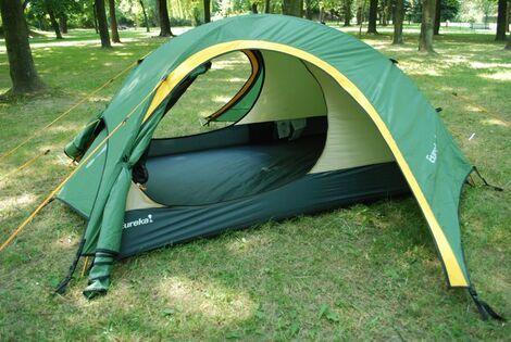 Палатки/тенты Eureka mountin lite 3 напрокат | Аренда и прокат – Москва