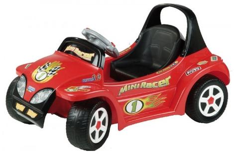 Игрушки Электромобиль Peg Perego Mini Racer напрокат | Аренда и прокат – Москва