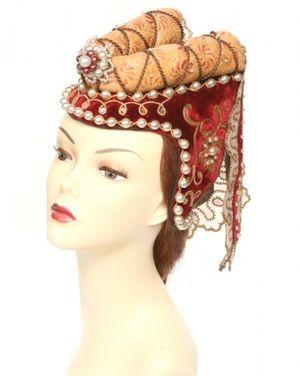 Другое Красный средневековый женский голов напрокат | Аренда и прокат – Москва