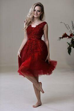 Платья Платье Стелла марсала мини напрокат | Аренда и прокат – Нижний Новгород
