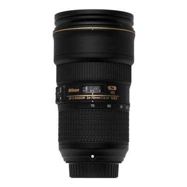Фотообъективы Nikon 24-70mm f/2.8E ED VR AF-S Nik напрокат | Аренда и прокат – Санкт-Петербург