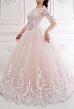 Платья Свадебное и бальное платье Кристина напрокат | Аренда и прокат – Москва