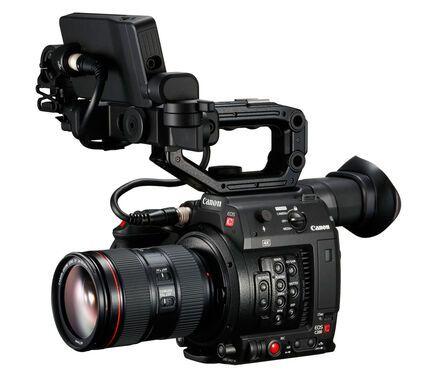 Видеокамеры Камера Canon C200 напрокат | Аренда и прокат – Санкт-Петербург