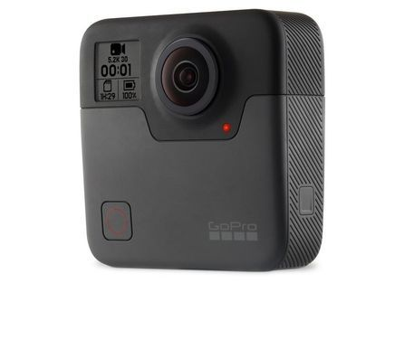Камеры GoPro Fusion 360 напрокат | Аренда и прокат – Москва