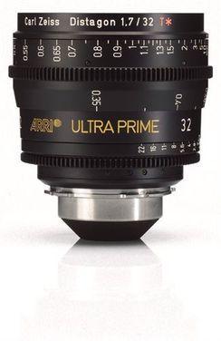 Кинообъективы(видеообъективы) Объектив Ziess ULTRA-PRIME 1.7/32mm напрокат | Аренда и прокат – Екатеринбург