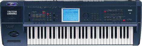 Клавишные Синтезатор Korg Triton Extrime напрокат | Аренда и прокат – Москва