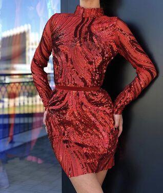 Платья Красное платье Liastublla напрокат | Аренда и прокат – Санкт-Петербург