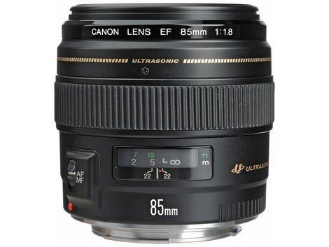 Фотообъективы Canon EF 85mm f/1.8 USM напрокат   Аренда и прокат – Екатеринбург
