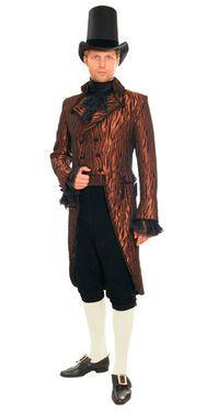 Исторические костюмы Камзол фрачный напрокат | Аренда и прокат – Москва