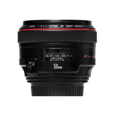 Фотообъективы Canon EF 50mm F/1.2 L USM напрокат | Аренда и прокат – Санкт-Петербург