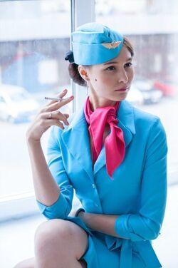 Униформа Стюардесса напрокат | Аренда и прокат – Москва