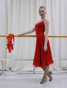 Танцевальные костюмы Бальное платье  напрокат   Аренда и прокат – Москва