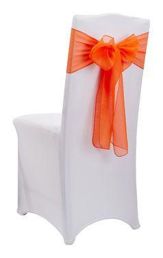 Другой текстиль Лента «Адамин» оранжевого цвета напрокат | Аренда и прокат – Екатеринбург