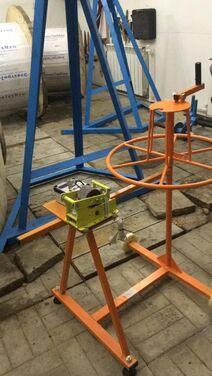 Строительное оборудование Станок для намотки кабеля и провода напрокат   Аренда и прокат – Москва