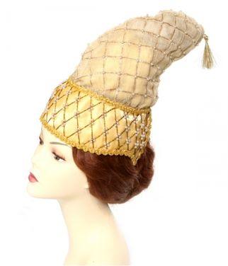 Другое Золотой средневековый женский голов напрокат | Аренда и прокат – Москва