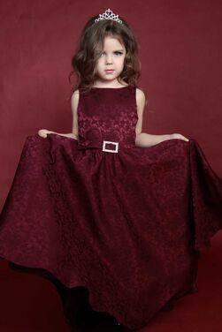 Платья и одежда для девочек Длинное нарядное платье напрокат | Аренда и прокат – Хабаровск