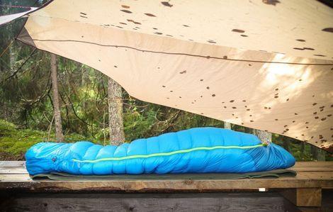 Спальные мешки Спальный мешок Vaude Serniga 1200 напрокат | Аренда и прокат – Москва