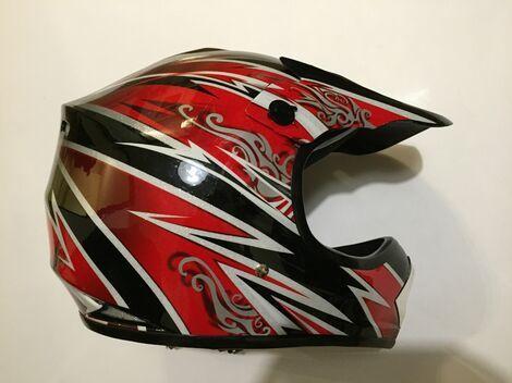 Одежда Спортивная Шлем детский XS мото напрокат | Аренда и прокат – Москва