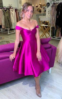 Платья Платье фиолетовое Isabel Garsia напрокат | Аренда и прокат – Санкт-Петербург