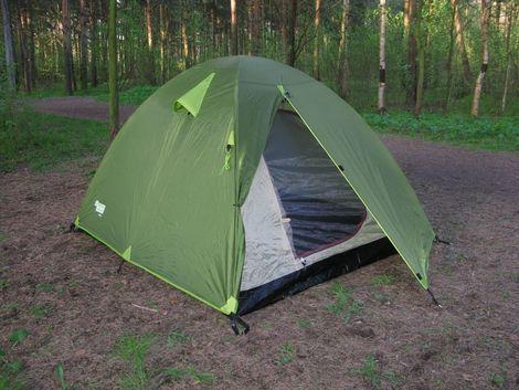 Палатки/тенты GREENLAND Troll 2 напрокат | Аренда и прокат – Омск