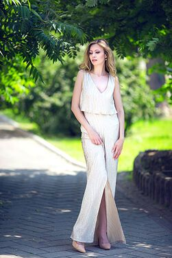 Платья Gold New Evening Dress напрокат | Аренда и прокат – Краснодар
