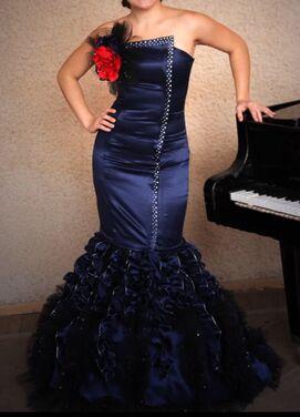 Платья Платье «Синяя вечность» напрокат | Аренда и прокат – Нижний Новгород